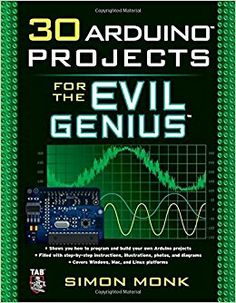 50 arduino projects for the evil genius Free Science and engineering ebook download