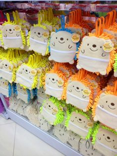 """""""I am so haunted by this not just for its grossness and wastefullness but you can get the same thing for cheaper and cuter at Daiso"""" Hedgehog Pet, Cute Hedgehog, Hedgehog Accessories, Daiso Japan, Japan Honeymoon, Woodland Creatures, Cute Animals, Arts And Crafts, Geek Stuff"""