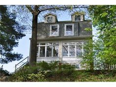 Type:1908 Colonial. Location: Hastings- On- Hudson, NY. Price: $599,000