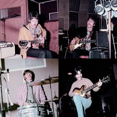 John Lennon Beatles, The Beatles, Whose Line, Lennon And Mccartney, Beatles Photos, Pretty Cool, Liverpool, Musicals, Studio