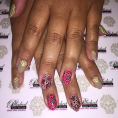 """These Nails are Fabulous! #pointyNails #RoseNails #FlowerNails #nudeAndNeon  #nailswag #nailart #naildesign #instanails #nailsokc #okcnails #yukonsbest #okcBest #okc #nails #bestnailsalon #nailsalon #nailaddict #getpolished #bestManiPedi #BestFacial #polishednailsok #getPamperedAtPolished #NewNails #naillove #notd #nailsoftheday"" Photo taken by @polishednailsok on Instagram, pinned via the InstaPin iOS App! http://www.instapinapp.com (07/23/2015)"