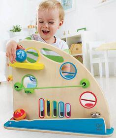 Hape-Wooden Toys-Roller Derby