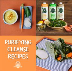 Cleansing vegan + gluten-free recipes