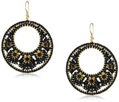 Shop a great selection of Miguel Ases Miguel Ases Black Quartz Floral Cluster Round Drop Earrings. Find new offer and Similar products for Miguel Ases Miguel Ases Black Quartz Floral Cluster Round Drop Earrings. Black Earrings, Cluster Earrings, Turquoise Earrings, Beaded Earrings, Beaded Jewelry, Drop Earrings, Jewelry Gifts, Fine Jewelry, Handmade Jewelry