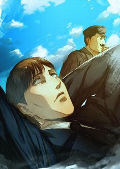 Shingeki no kyojin [Eren Kruger] Cr:tw: Attack On Titan Series, Attack On Titan Season, Attack On Titan Fanart, Attack Titan, Ymir, Grisha Jaeger, Anime Manga, Anime Art, Eren