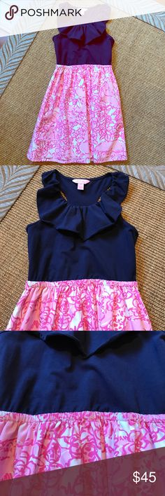 Lilly Pulitzer Little Lorrane dress Lilly Pulitzer Little Lorrane dress Lilly Pulitzer Dresses