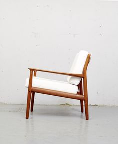 Easy Chair by Grete Jalk for Glostrup