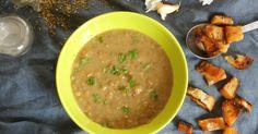 Dobrou chuť: Čočková polévka Cooking, Ethnic Recipes, Food, Kitchen, Essen, Meals, Yemek, Brewing, Cuisine