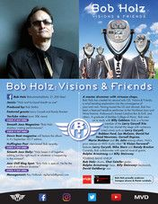 Bob Holz - Visions and Friends