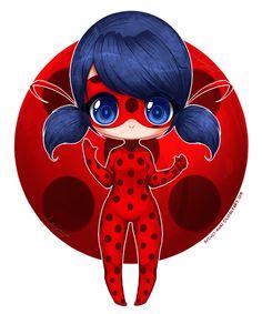 Miraculous Ladybug -Chibi- by Sydney-Kun on DeviantArt
