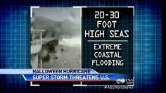 Hurricane Sandy: When Storms Collide