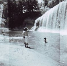 Holga falls