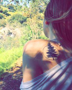 My tree tattoo(: