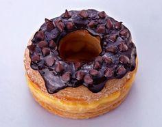 Le Coeur de France Double Belgian Chocolate Croughnut