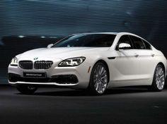 2016 BMW 6 Series (White)