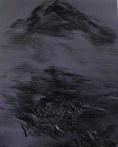 weder tag noch nacht 9, 2013, 220x180 cm, oil on canvas