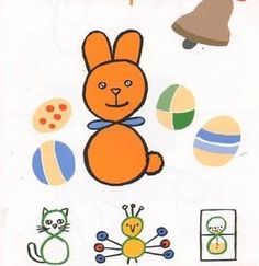 drawing-bunny-with-number-8-1