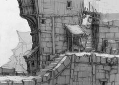 ArtStation - Random Sketches I, Friedemann Allmenroeder