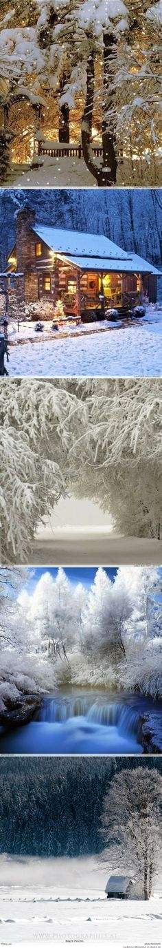 "SNOW'S A- GLISTENING…..SLEIGH BELLS  A- RINGING…..SOON SANTA WILL BE ON HIS WAY …..EVERYBODY IS SO HAPPY IN THIS BEAUTIFUL  ""WINTER WONDER LAND""………ccp"
