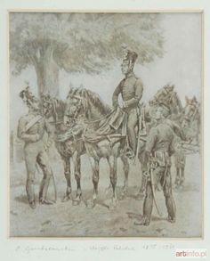 Bronislaw Gembarzewski      - Aleksander MITKA ● Wojsko Polskie 1815-1830 ● Aukcja ● Artinfo.pl