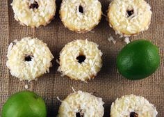You Put the Lime in the Coconut and Make a Batch of Donuts....