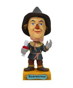 Take a look at this Scarecrow Wacky Wobbler by Funko on #zulily today!
