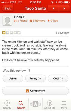 Internet's Most Weird Review