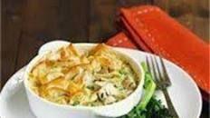 Chicken & leek pot pies recipe | BBC Good Food