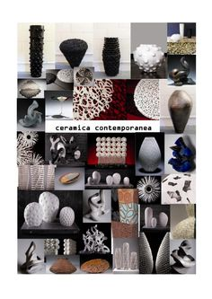 ceramica contemporanea  trabajo de investigacion ceramica artistica contemporanea