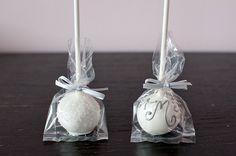 Cake Pop Wedding favours!