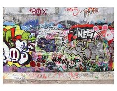 Mantiburi Fotobehang Cool Graffiti 162
