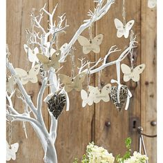 White Twig Tree 104Cm | Hobbycraft