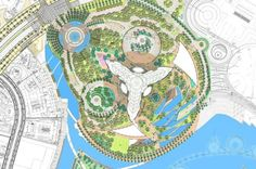 The Burj Khalifa Tower Park is a sustainable urban green space at the base of the world& tallest building and Inhabitat talks with the project& designer, John Wong of SWA Group. Landscape Design Plans, Urban Landscape, Landscape Architecture, Interactive Architecture, Park Landscape, Mission Impossible Ghost, Landscaping Company, Luxury Landscaping, Landscaping Design