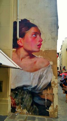 Street Art, located in Paris, France