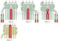 Кружевное плетение на коклюшках. Урок 4. - Плетение на коклюшках - Азбука рукоделия - Каталог статей - Классные поделки Pin Weaving, Bobbin Lace Patterns, Lace Heart, Lace Jewelry, Macrame Design, Needle Lace, Lace Making, Lace Detail, Crochet