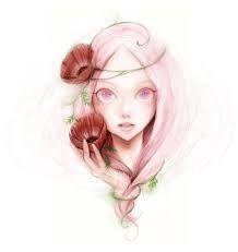 anemone eureka 7 face flower lips pink hair purple eyes yamori (stom) ❤ liked on… Eureka Seven, Anemone Flower, Cute Hamsters, Desktop Pictures, Female Anime, Types Of Art, Purple Hair, Anime Characters, Cool Art