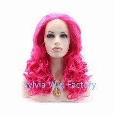 In Stock Cheap Long Heat Resistant Synthetic Body Wave red Lace Front Hair Wigs for Black Women Free Shipping