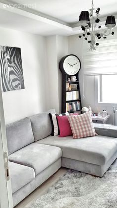 The newly wed who wants to create an elegant and soft atmosphere while decorating the house … - New Design Living Room Sets, Living Spaces, Drawing Room Furniture, Interior Architecture, Interior Design, Room Corner, Boho Home, Home Decor Styles, Decorating Your Home