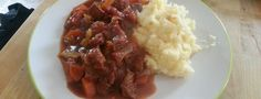 From Scratch Stew Beef