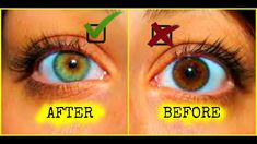 Can Your Eyes Change Color? Can eyes change color (or, for the Brits, can eyes change colour)? Whether they are brown eyes turning green or eyes change color blue to green, you can lighten eye color through detox. Can Your Eyes Change Color? Changing Eye Color Naturally, Hair Colour For Green Eyes, Color Blue, Green Eyes Pop, Hair Color, Change Your Eye Color, Change Colour, Eye Sight Improvement, Light Eyes