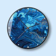 wall clock design 520658406923853920 - Wall Clocks Blue Tone Gold Fashion Nordic Minimalist Style Wall Clock Bedroom Living Room Home Essential Watches Source by angeliquekarole Gold Wall Clock, Wall Clock Design, Wall Clocks, Victorian Wall Decor, Water Clock, Armoire Design, Blue Clocks, Diy Resin Art, Diy Clock
