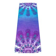 Beautiful Yoga Mats, Freebird Yoga Mat by Free Thirty Three Yoga Design Co. Yoga Mat Towel Combo Mats!