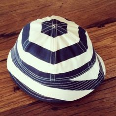 striped panel bucke hat by thesaucesuppliers.com   custom bucket hats   bucket  hat manufacturer 80a4ea29af80