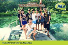 Welcome to Raja Ampat Papua, Indonesia. Sponsorship for beauty Papua Indonesia