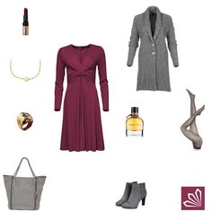 Outfit »Cosy Berry«