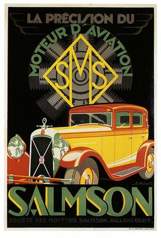 Salmson, With Aviation Precision | Flickr - Photo Sharing!