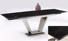 pedestal dining table rectangle - Google Search