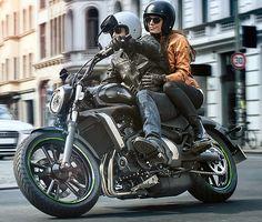 Kawasaki Cafe Racer, Kawasaki 650, Kawasaki Vulcan 650, Womens Motorcycle Helmets, Cruiser Motorcycle, Motorcycle Girls, Honda Motorcycles, Vintage Motorcycles, Vulcan 650 S