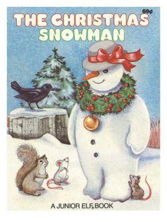 *The Christmas Snowman*