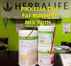 #herbalife Prolessa Duo is awesome to help you burn fat. Just mix in your Formula 1 shake. Get yours today! www.goherbalife.com/takeashakebreak